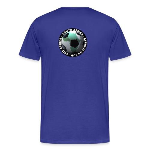 maillot homme mondial 2010 - T-shirt Premium Homme