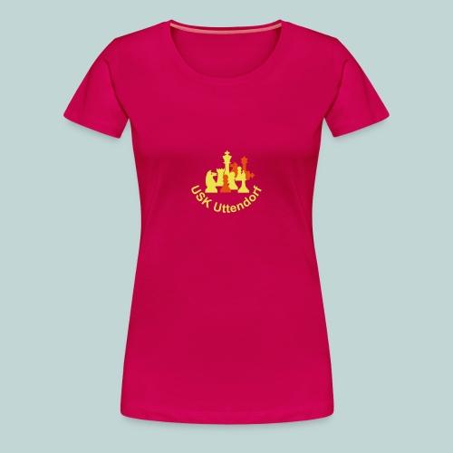 USK Uttendorf V - Frauen Premium T-Shirt