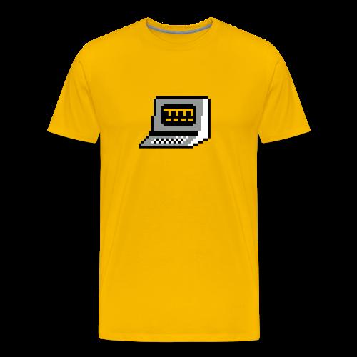 8-Bit-Computer - Men's Premium T-Shirt