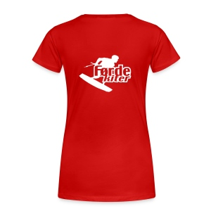 Girlie T-Shirt - Frauen Premium T-Shirt