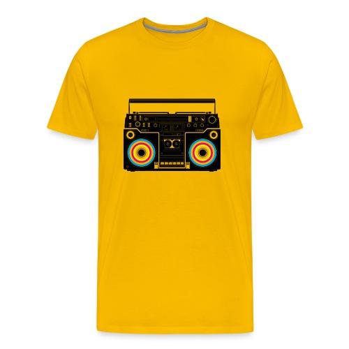 T-shirt homme Boombox - T-shirt Premium Homme