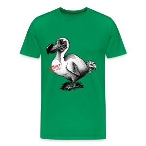 Anus One Dodo - Männer Premium T-Shirt