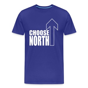 Choose North - Men's Premium T-Shirt
