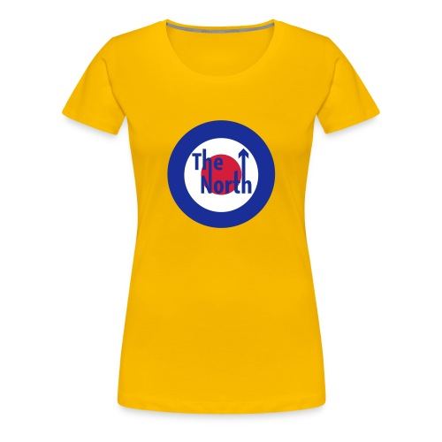 Mod the North - Women's Premium T-Shirt