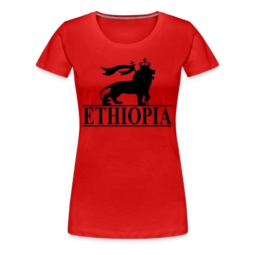 ETHIOPIA - T-shirt Premium Femme