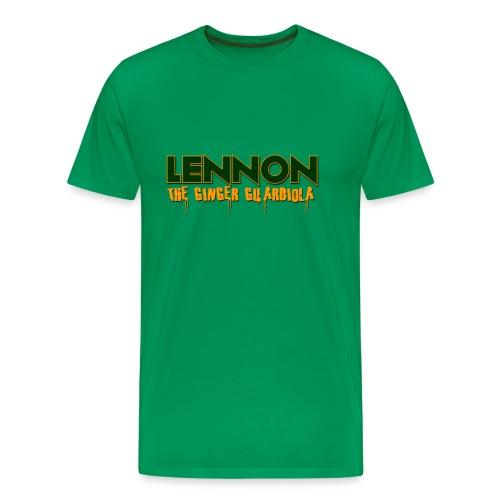 The Ginger Guardiola - Men's Premium T-Shirt