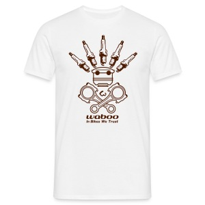 Indian Droid - Basic - T-shirt Homme
