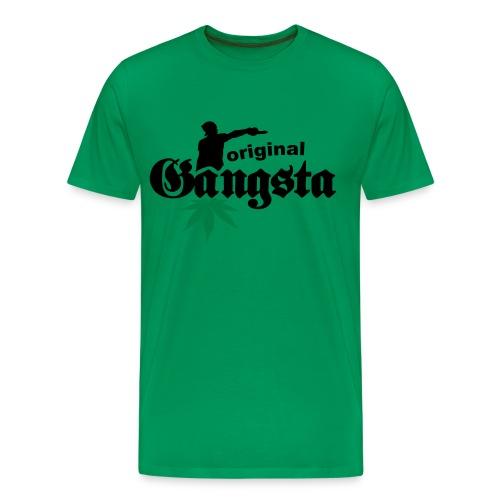 Original Gangsta - T-shirt Premium Homme
