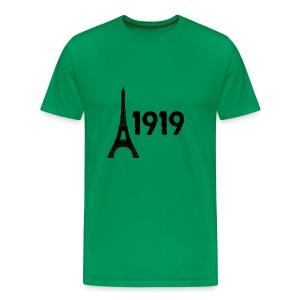 Paris 1919 - Men's Premium T-Shirt