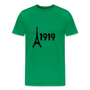 Paris 1919 - Men's Premium T-Shirt