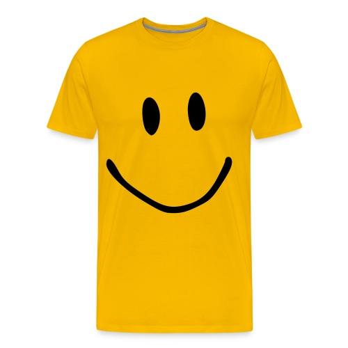 Just smile T - Men's Premium T-Shirt