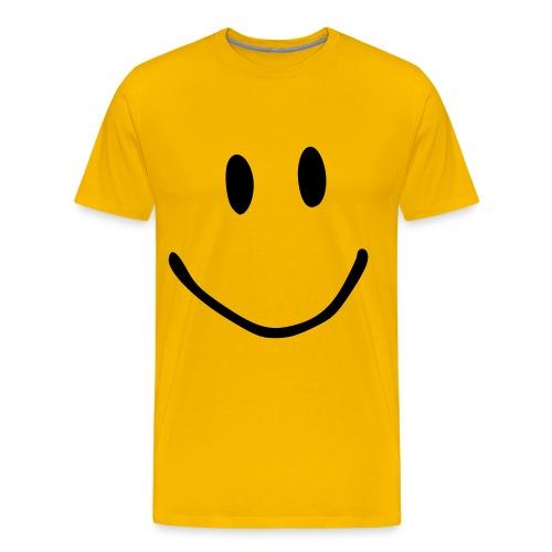 Just smile T - Men's Premium T-Shirt