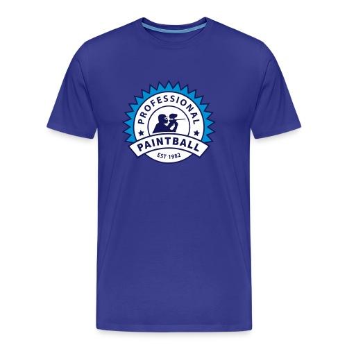 Sky prof_paintball_2 T-Shirts - Männer Premium T-Shirt