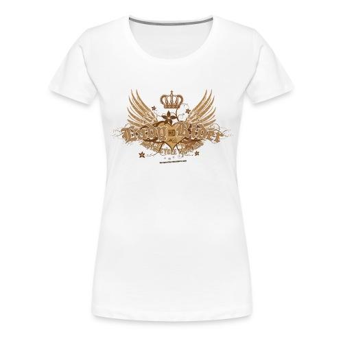 Biker|T-shirts  biker - T-shirt Premium Femme