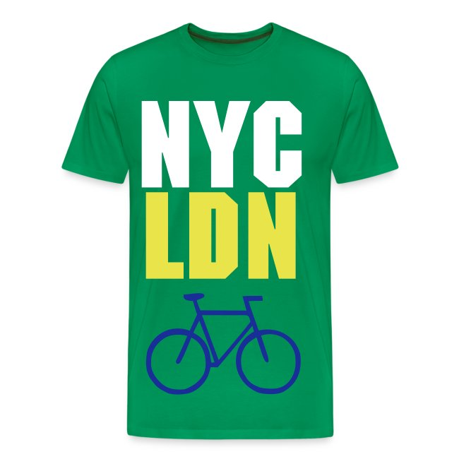 ALLCITY NYC:LDN RIDE