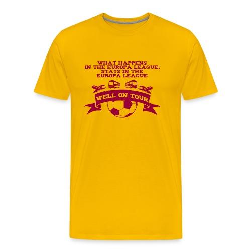Europa League - Men's Premium T-Shirt