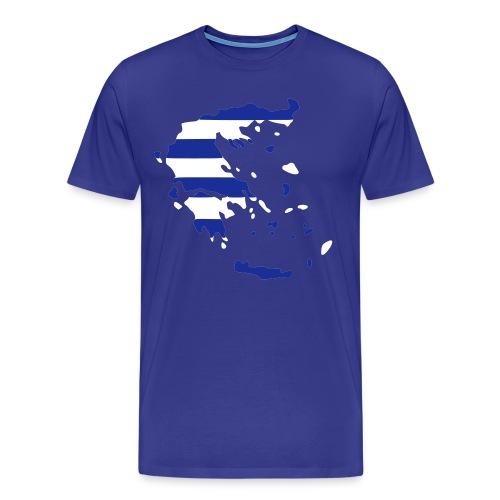 GREECE - Men's Premium T-Shirt