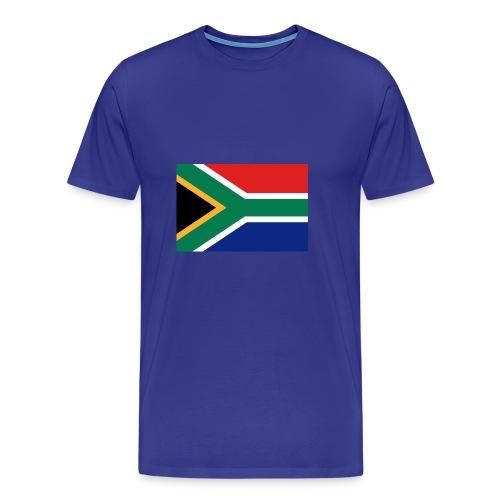 south africa blue - Men's Premium T-Shirt