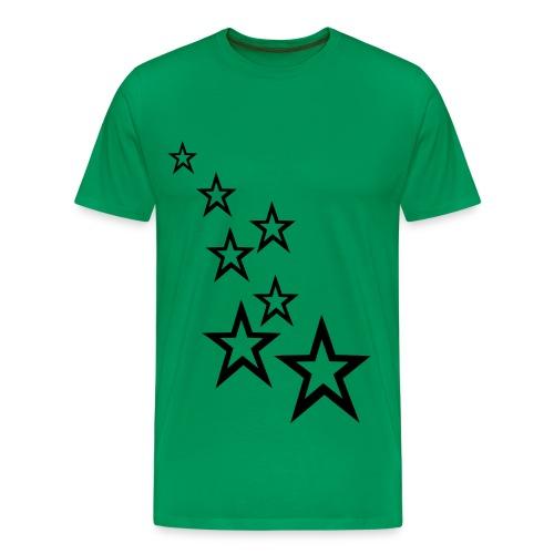 camiseta de estrellas hombre funny - Camiseta premium hombre