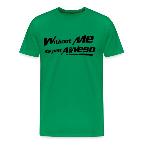 Aweso - Premium-T-shirt herr