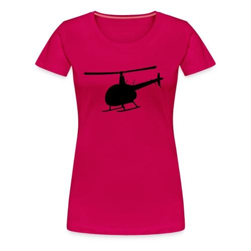 R 22 - Frauen Premium T-Shirt