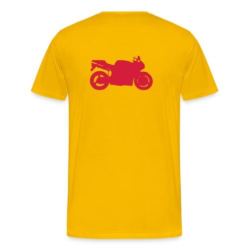 916 - Men's Premium T-Shirt