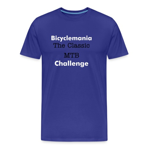 Bicyclemania Challenge the classic 2010 - Men's Premium T-Shirt