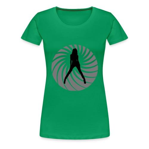 girlstuotteet - Naisten premium t-paita