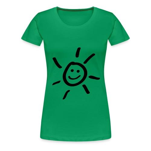 Vrouwen girlieshirt - Vrouwen Premium T-shirt
