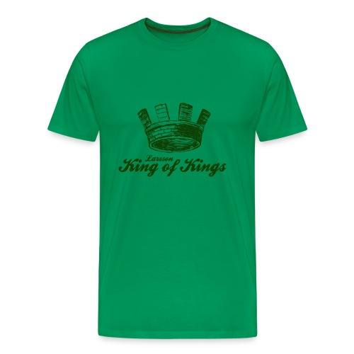 Larsson - King of Kings - Men's Premium T-Shirt