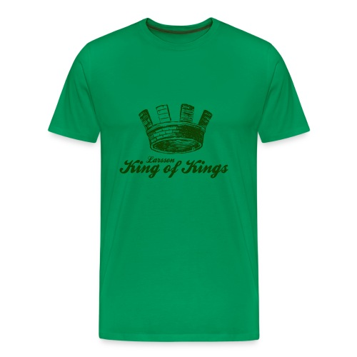 Larsson - King of Kings - Men's Premium T-Shirt