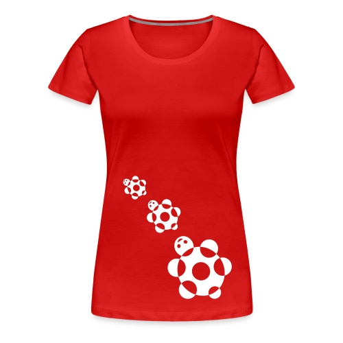 tartashirt - Maglietta Premium da donna