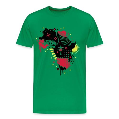 Kingshasa - Africa 2010 - T-shirt Premium Homme