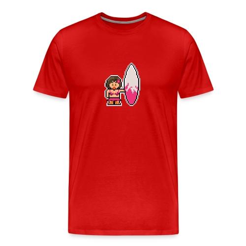T-shirt Surfeuse Homme - T-shirt Premium Homme
