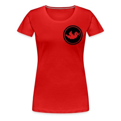Canard femme - T-shirt Premium Femme