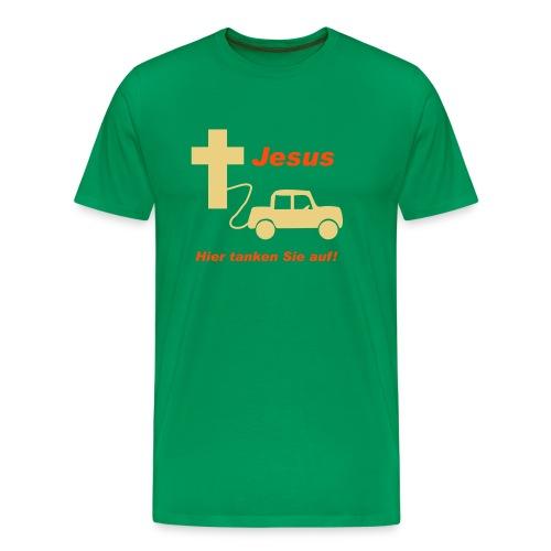Auftanken - Männer Premium T-Shirt