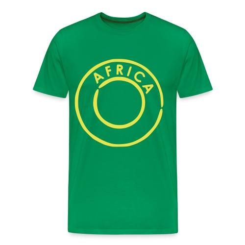 Kingshasa - Kongo africa - T-shirt Premium Homme