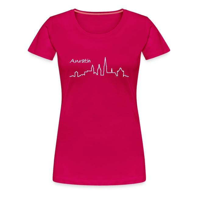 Anrather Damen-T-Shirt farbig
