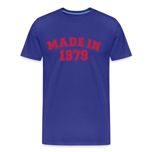 T Shirt Made in 1979 - T-shirt Premium Homme