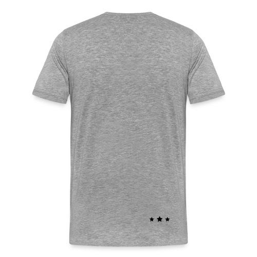 BASIC FISH - Camiseta premium hombre