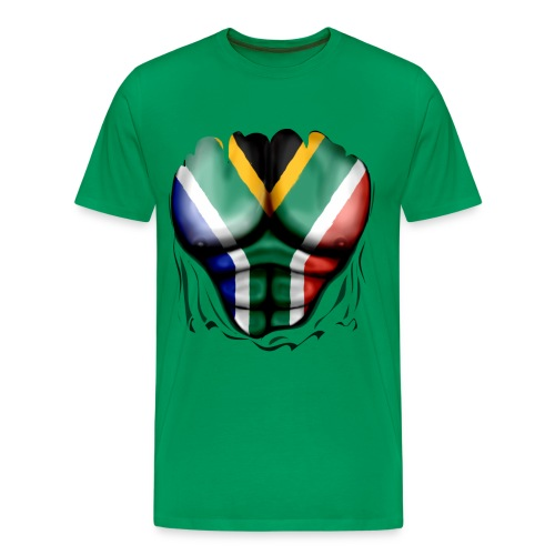 Kingshasa - Kongo africa south - T-shirt Premium Homme