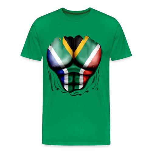 Kingshasa - Kongo africa south - T-shirt Premium Homme