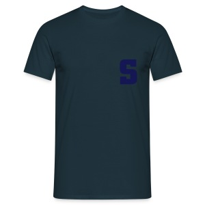 Alphabet S - Men's T-Shirt