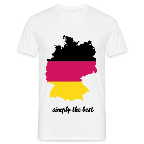german t shirt 1 - Men's T-Shirt