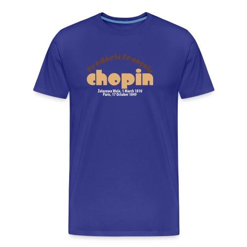 Mr Chopin at Sea Lmt. Edition - Men's Premium T-Shirt