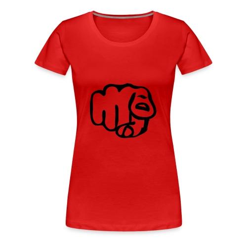 T-Shirt Toi - T-shirt Premium Femme
