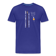 Tee shirts ~ T-shirt Premium Homme ~ Homos et Proches unis Zip