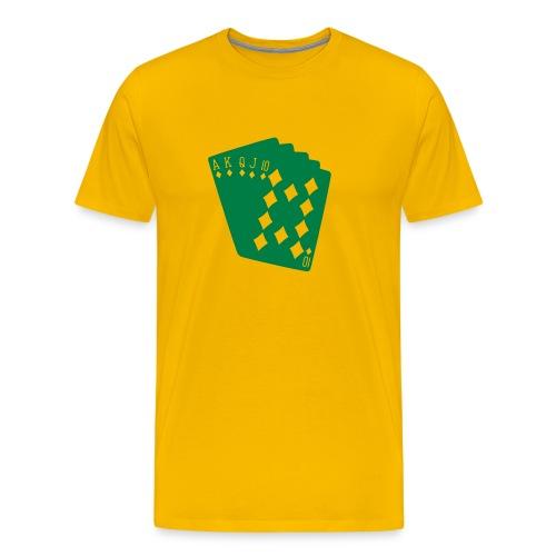 Green Card - Men's Premium T-Shirt