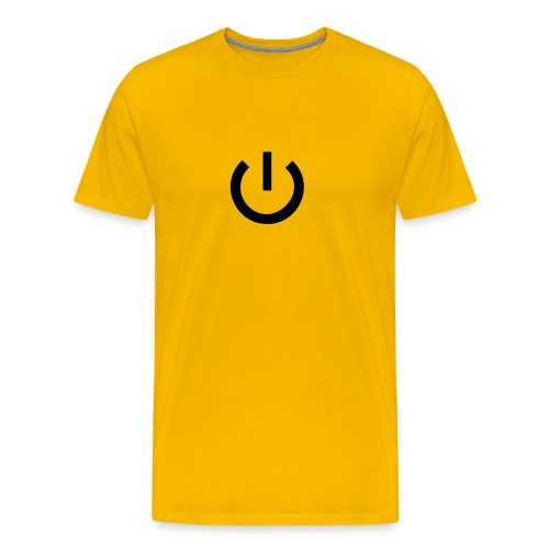 ON/OFF - Men's Premium T-Shirt