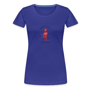 Choose your color - T-shirt Premium Femme